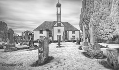 Dalserf Church Mono (Geordie1970) Tags: bw mono nikon infrared clydevalley dalserfchurch nikon1024 geordie1970