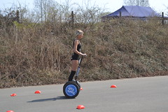 2013-05-04 fast and furious 0263 Promotion girls on segway (quart71) Tags: car denmark fast bil danmark carshow fredericia biler furious streetfire 2013 promogirl promotionalmodels promotionsgirls promotionsgirl