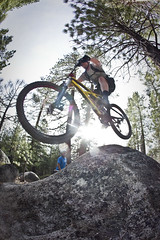 Sidewinder Trail (TAMBA Tahoe) Tags: california mountain mountains bike track ride nevada trails tahoe sierra trail single biking area recreation rider association tamba