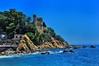 Castell d'en Plaja - (On Explore at #368 on 2013-05-06) (Jaume CP BCN) Tags: nikon catalonia catalunya cataluña lloretdemar laselva catalogne castelldenplaja mygearandme nikkor24120f4vr rememberthatmomentlevel1