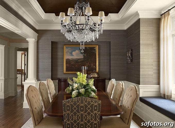 Salas de jantar decoradas (35)