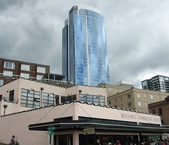 1512 2nd Condo (jiff89) Tags: seattle building buildings downtown place may pike condominium beechers 1512 2013 1521