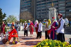 20130322-IMG_2375 (Ninara) Tags: nowruz tehran iran newyear spring hajifiruz hajjifirooz imamkhomeinisquare tupkhanesquare