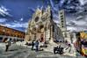 Duomo di Siena (R.o.b.e.r.t.o.) Tags: italy church nikon italia cathedral si chiesa tuscany siena piazza roberto toscana gianlorenzobernini d700 cattedraledisantamariaassunta hdr5raw mostholymaryofassumption
