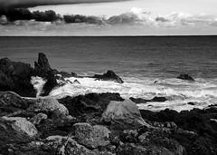 olas rocas (ines valor) Tags: olas rocas horizonte bakio
