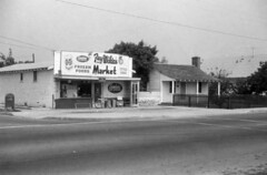 Fay & Wilda's Market, 535 S. Euclid, La Habra, 1965 (Orange County Archives) Tags: california history icecream historical southerncalifornia orangecounty lahabra orangecountyarchives orangecountyhistory excelsiordairy