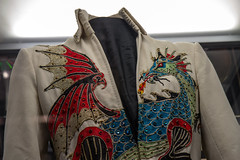 Dragon jumpsuit (corsiglia) Tags: canon dragon memphis tennessee elvis presley graceland jumpsuit t3i 1755