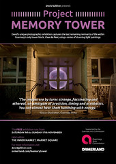 Project: Memory Tower (Pikebubbles) Tags: lightpainting paintingwithlight lightgraffiti guernsey channelislands towerblock davidgilliver lightjunkies guernseyartscommission davidgilliverphotography courduparc ormerland projectmemorytower