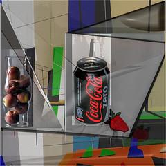 _MG_0472 BODEGON (serafin_moreno_alvarez) Tags: espaa luz canon eos idea spain manzana earth award cocacola visual ideas bodegon creativa serafin creativo