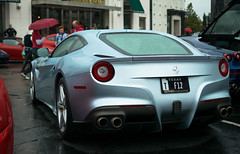 Icy F12 (dallassupercars) Tags: ferrari f12 v12 ferrarifestival