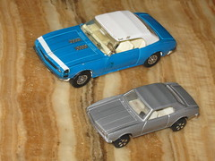 Corgi inspired Playart 1968 Camaro (sms88aec) Tags: corgi inspired playart 1968 camaro