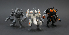 Exo-Force: 2009 (Grantmasters) Tags: mech lego district 9 prawn