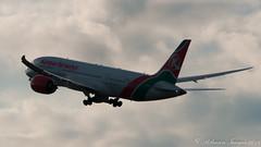 LHR 050816 KENYA AIRWAYS BOEING 787-8 5Y-KZB (.Robinson Images) Tags: lhr heathrow plane planes transport airplane airplanes aeroplane flying boeing kenya airways 7878 5ykzb