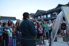 DSC_0676 (cirocapri84) Tags: art ladysmith bc painting performance community culture canada