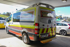 2011 Mercedes-Benz Sprinter 316 CDi ambulance (sv1ambo) Tags: 2011 mercedesbenz sprinter 316 cdi ambulance ambulanceserviceaustralia