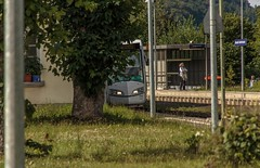 "1119_2016_07_06_Baunatal_Guntershausen_RBK_712_0852_712_""Schneeweißchen_und_Rosenrot""_RT5_Melsungen (ruhrpott.sprinter) Tags: ruhrpott sprinter geutschland germany nrw ruhrgebiet gelsenkirchen lokomotive locomotives eisenbahn railroad zug train rail reisezug passenger güter cargo freight fret diesel ellok hessen inselbahnhof guntershausen bebra boxx boxxpress cantus ecms hlbahn hlg mrcedispolok ebs rbk raildox sbbc txl xrail makde2700 101 114 120 140 146 152 185 193 202 203 427 428429 482 628 928 946 1201 1251 1275 outdoor logo graffiti natur strassenbahn"