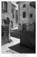 Road Through Castello di Ama (G Dan Mitchell) Tags: castello village winery vineyard wine road old stone tuscany italy europe travel di ama