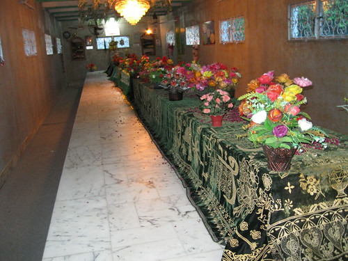 grave of mohammad