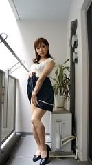 DSC09010 (mimo-momo) Tags: crossdressing crossdresser crossdress transvestite japanese