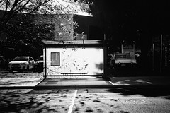 A sunny day near Loveridge Street, Alexandria. (Albion Harrison-Naish) Tags: alexandria sydney newsouthwales nsw australia streetphotography sydneystreetphotography albionharrisonnaish olympus olympusem5 em5 lumixg20f17ii