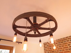 3419 Holiday let (Andy panomaniacanonymous) Tags: 20160815 ccc checksfield circular hanging hhh holidaycottage holidaylet kent lights lll lounge selfcatering sss wheel www