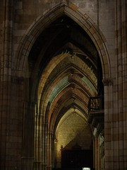 Len Cathedral (danielodyssey (fujilover)) Tags: church cathedral len spain religiion indoor colour