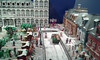 Ciudad victoriana (lalex24) Tags: exposicionplaymobil playmobil ciudadvictoriana calle casa atraccion bisicleta camioneta