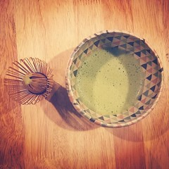 The day always starts off on a good foot if I can make time for a bowl of matcha (teaformepleasenicole) Tags: tea
