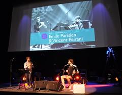 La balance  - Emile Parisien & Vincent Peirani - Jazz  Saint Rmy de Provence (salva1745) Tags: la balance emile parisien vincent peirani jazz  saint rmy de provence