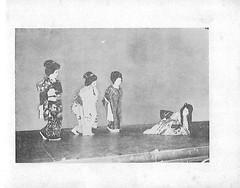 Naniwa Odori 1936 005 (cdowney086) Tags: naniwaodori shinmachi   vintage 1930s osaka  geiko geisha