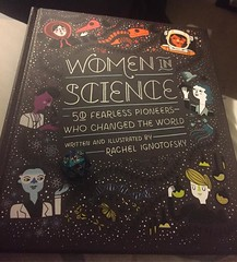 So excited about this new book from @barbiequeue !!! So gorgeously illustrated and filled with badass women in science. Prepare yourself for future peeks. Already found my fav, Grace Hopper, in there. Eeee! Thank you!! #womeninstem #womeninscience #newboo (ClevrCat) Tags: ifttt instagram so excited about this new book from barbiequeue gorgeously illustrated filled with badass women science prepare yourself for future peeks already found fav grace hopper there eeee thank you womeninstem womeninscience newbook rachelignotofsky books thankyou d20 sneakyd20