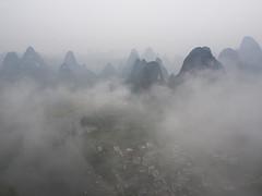 dawn xingping 2 (2) (anwoody) Tags: dawn xing xingping china landscape mist