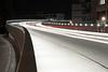 Grünwinkler Brücke (bomme) Tags: auto brücke grünwinklerbrücke karlsruhe langebelichtung licht lichtspuren nacht strase verkehr brã¼cke grã¼nwinklerbrã¼cke straãe