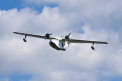 Nimbus Aviation Grumman G-111 (HU-16C) Albatross N51ZD (jbp274) Tags: 52b greenvilleseaplaneflyin greenville mooseheadlake flyin seaplane airplanes grumman g111 hu16 albatross
