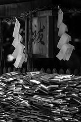 Nara B/W (6) - Well Wishes (Patrick Vierthaler) Tags: kasuga taisha grand shrine shinto    nara park japan kansai bw monochrome