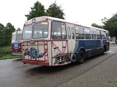 GVBA bus 110 Amsterdam Osdorp (Arthur-A) Tags: gvb gvba sss amsterdam csa1 nederland netherlands museum museumbus daf hainje bus bussen buses autobus