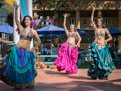 Belly Dancers (Ron Scubadiver's Wild Life) Tags: girls women renfest nikon texas renaissance festival costume cosplay outdoors belly dancers performance 70300