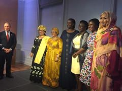'Innovative Partnerships for Women in Africa' Cocktail Reception | New York, 22 September 2016 (Jeannette Kagame) Tags: first ladies african oafla bloomberg philanthropies michael verna eggleston philanthropy rwanda usa unga new york sara netanyahu chad mali nigeria niger benin namibia geingos deby angelique kidjo uncharted play andrew mwenda