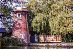The house on the mill (Hindsited) Tags: windmill norfolkbroads