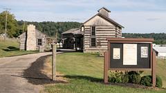 The Village of Adamsville (Nicholas Eckhart) Tags: america us usa 2016 retail stores bobevans bobevansfarm farm ohio oh riogrande adamsville village recreation