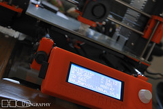Making of Marvin with Prusa i3 MK2 (HoTography) Tags: nikon nikkor nikond300 d300 hotography nikon1685mm nikkor1685mm prusai3mk2 prusai3 originalprusai3mk2 marvin