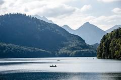 Alpsee bei Schwangau (nuff8671) Tags: schlossneuschwanstein neuschwanstein schloss bayern germany