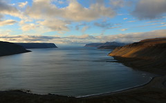 Arnarfjrur (h) Tags: arnarfjrur dynjandisheii trostansfjrur fjord iceland landscape sea atlantic mountains clouds september 2016 dusk vestfirir westfjords barastrandarssla
