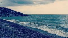Batumi beach (Girlon_fire) Tags: waves georgia batumi sea mycity