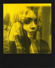 Double Mi (Ray Liu (Photographer)) Tags: doubleexposure i1 impossibleproject polaroid instant instantphotography multipleexposures film roidweek