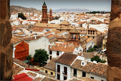 A Antequera, Andalucia, Espana (claude lina) Tags: claudelina espana spain espagne andalucia andalousie ville city town antequera paysage landscape