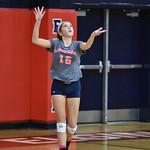 LEHS JV Volleyball vs RBHS 10-17-16