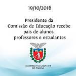 Comiss�o de Educa��o 19/10/2016