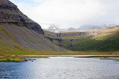 Waterfalls of Iceland _5235 (hkoons) Tags: westfiords westfjords clouds foss iceland waterfall action cascade cloud daylight falls fiord fjord flowing island landscape movement north outdoors outside river stream water weather