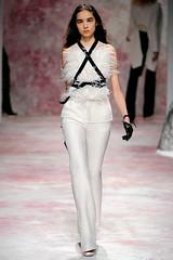 00260fullscreen (Mademoiselle Snow) Tags: prabal gurung autumnwinter 2011 ready wear collection